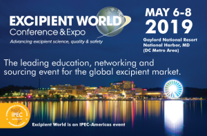 Excipient World Conference & Expo @ Gaylord National Resort & Convention Center