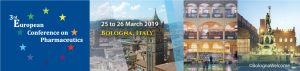 3rd European Conference on Pharmaceutics: Bringing science into pharmaceutical practice @ Bologna Congressi