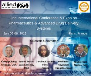 2nd World Pharma Congress @ Holiday Inn Paris