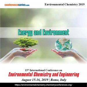 15th International Conference on  Environmental Chemistry and Engineering @ Holiday INN Rome, Aurelia