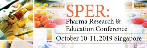 SPER: Pharma Research & Education Conference @ Holiday Inn Singapore Atrium