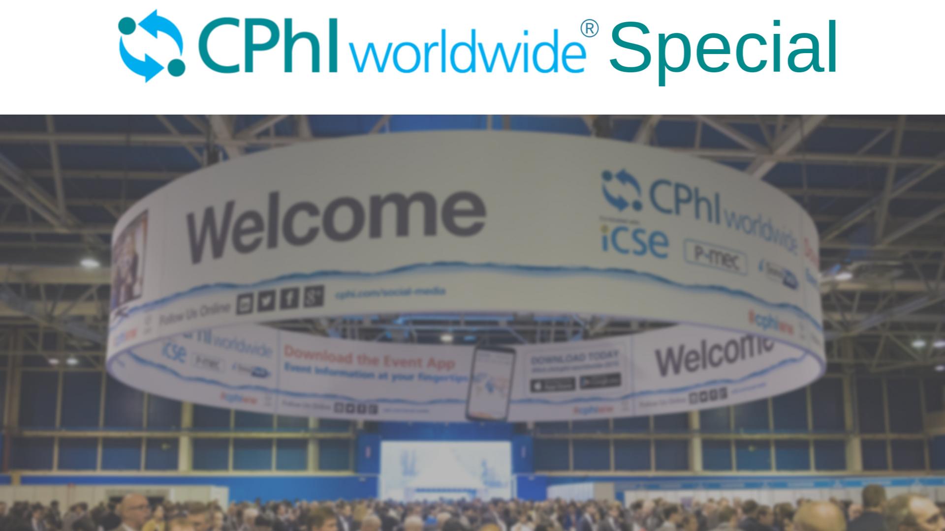 Cphi Worldwide 2019 Pharma Excipients