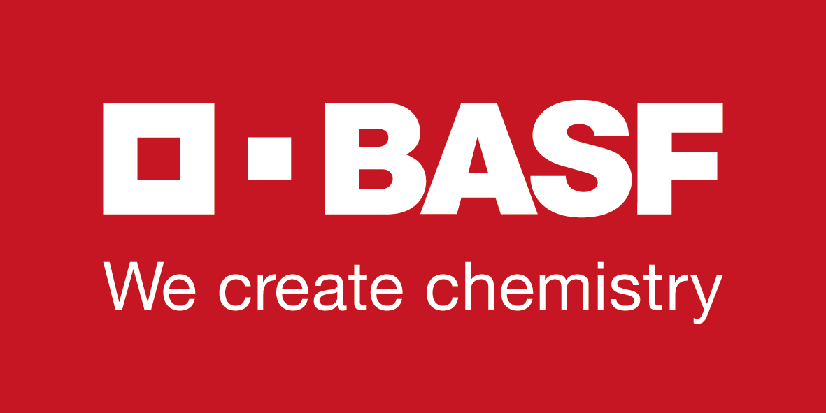 BASF logo red