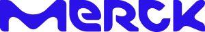 merck logo purple